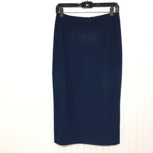 Reiss Straight pencil midi length career skirt 2